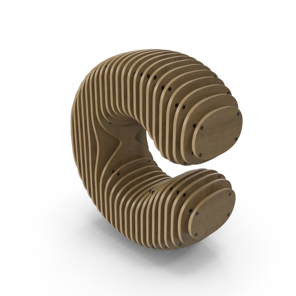 Wood Symbol C PNG & PSD Images
