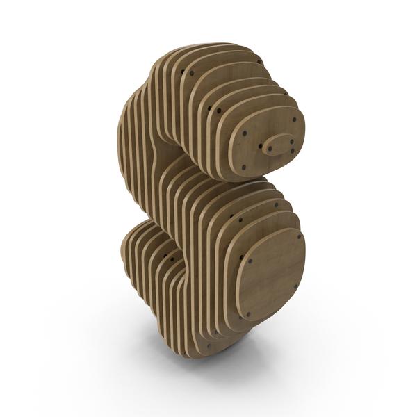 Wood Symbol $ PNG & PSD Images