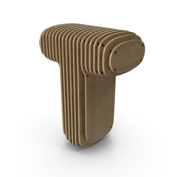 Wood symbol T PNG & PSD Images