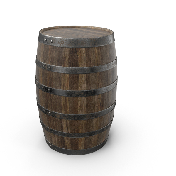 Wooden Barrel PNG & PSD Images