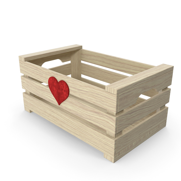 Crate: Wooden Box PNG & PSD Images