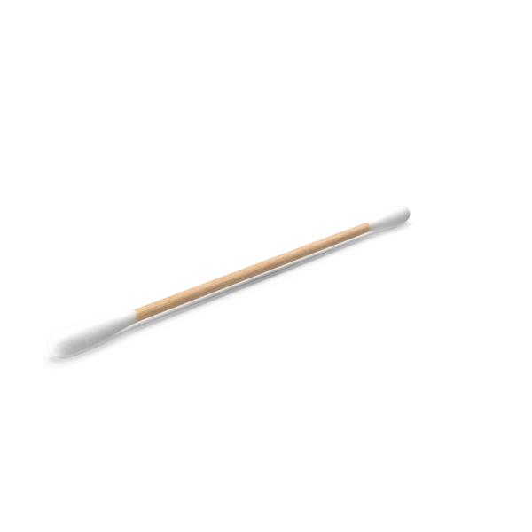 Wooden Cotton Swab PNG & PSD Images