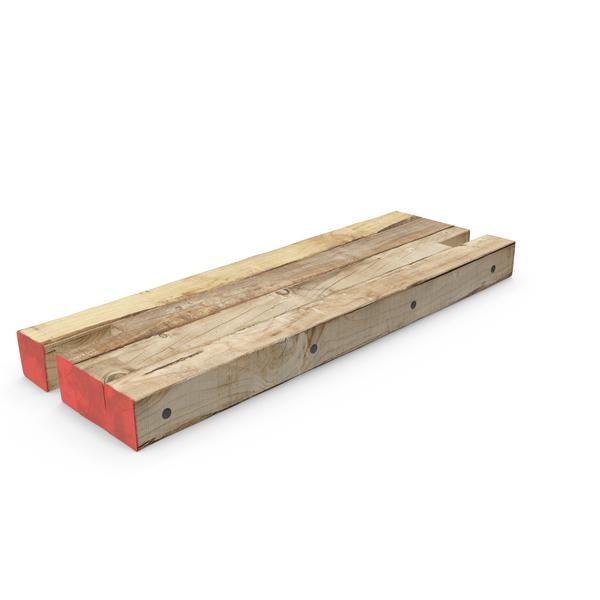 Industrial: Wooden Crane Mats PNG & PSD Images