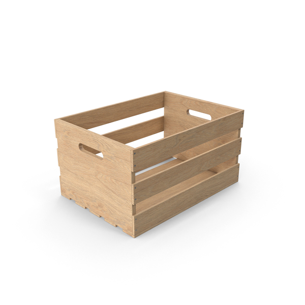 Wooden Crates PNG & PSD Images