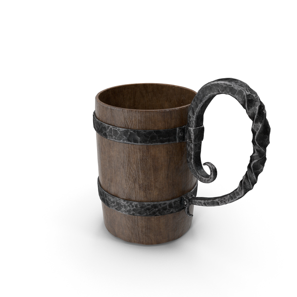 Wooden Cup PNG & PSD Images