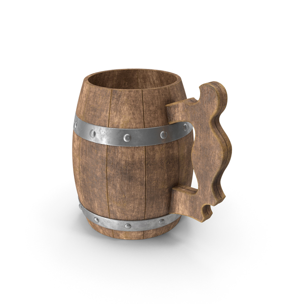 Wooden Cup Curve PNG & PSD Images