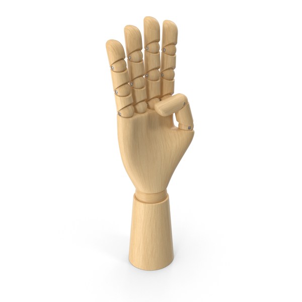Wooden Hand PNG & PSD Images