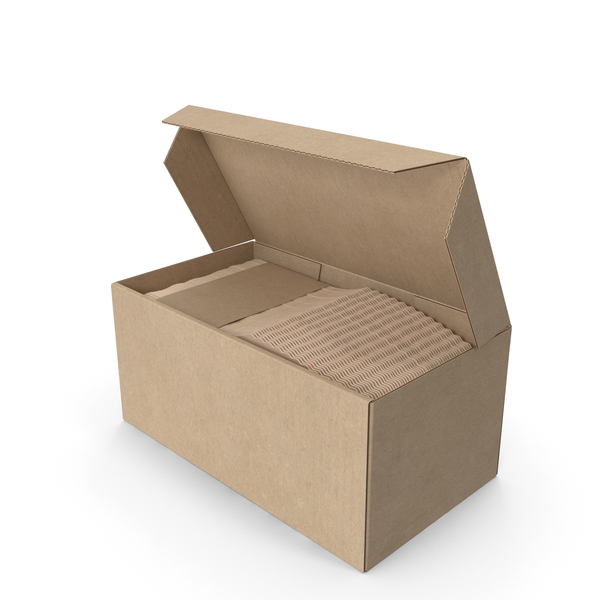 Tableware: Wooden Knives in a Box PNG & PSD Images
