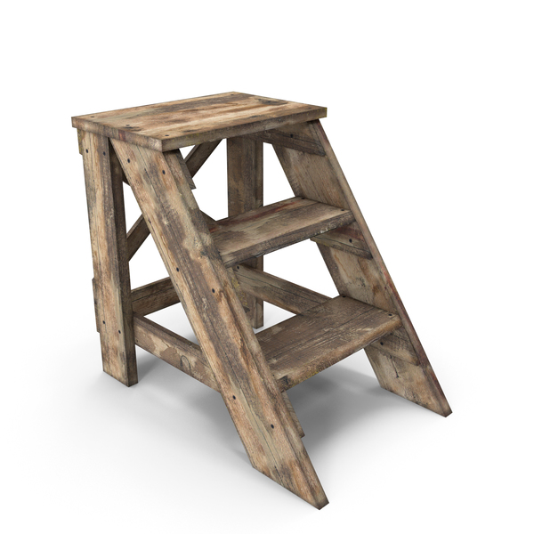 Wooden Ladder PNG & PSD Images