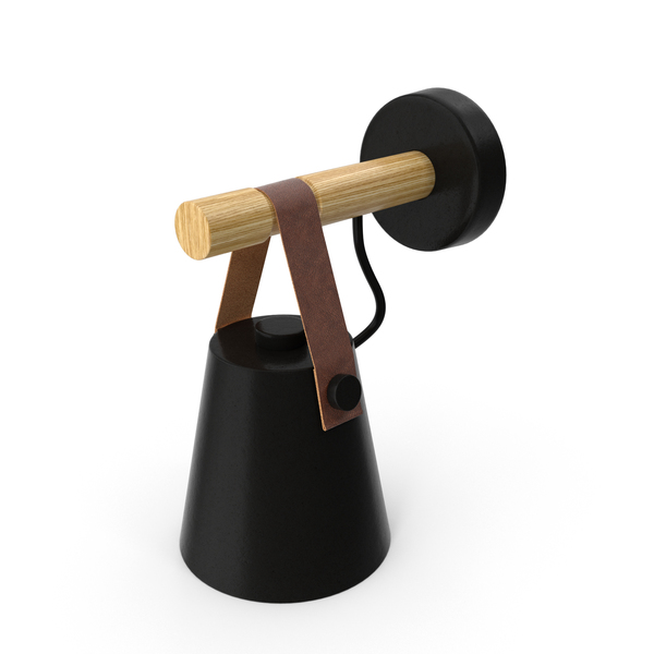 Wooden Lamp PNG & PSD Images