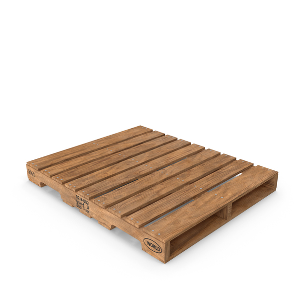 Wooden Pallet PNG & PSD Images
