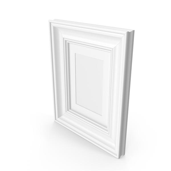 Wooden Picture white PNG & PSD Images