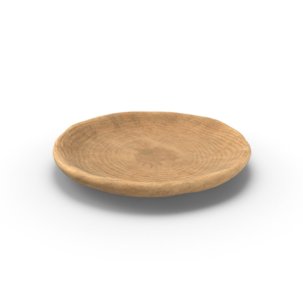 Wooden Plate PNG & PSD Images