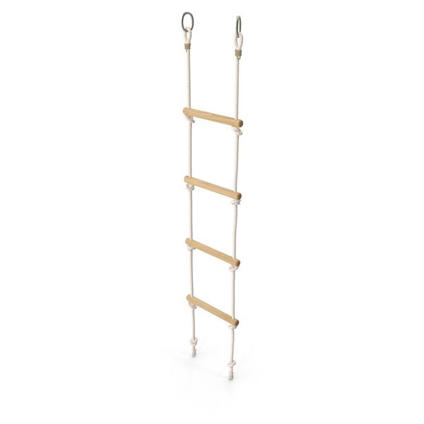 Wooden Rope Ladder PNG & PSD Images
