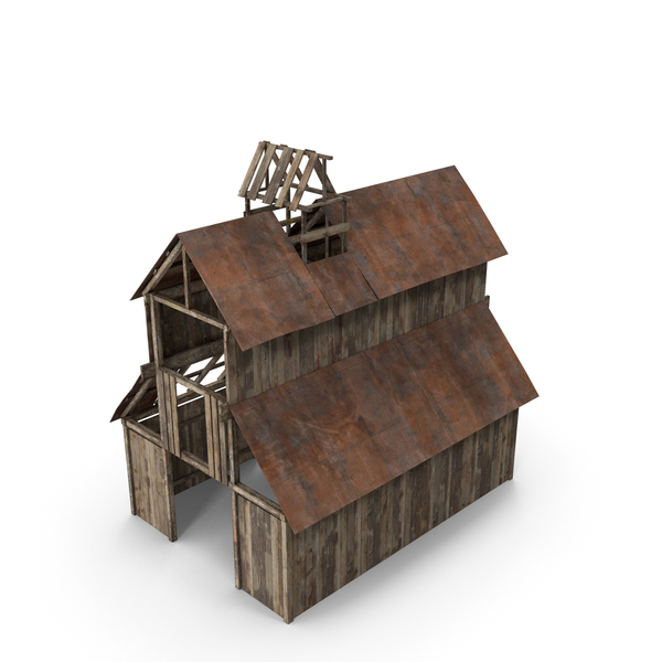 Wooden Shed PNG & PSD Images