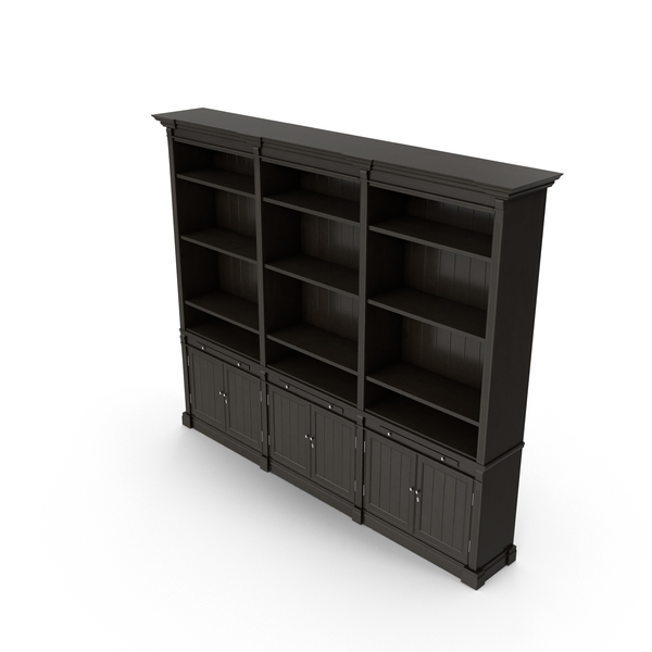 Wooden Shelves PNG & PSD Images