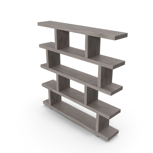 Wooden Shelving PNG & PSD Images