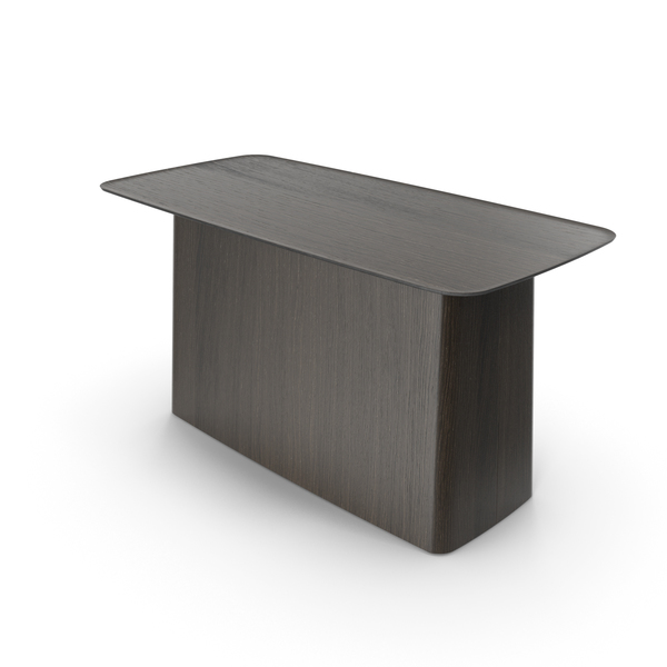 Wooden Side Table PNG & PSD Images