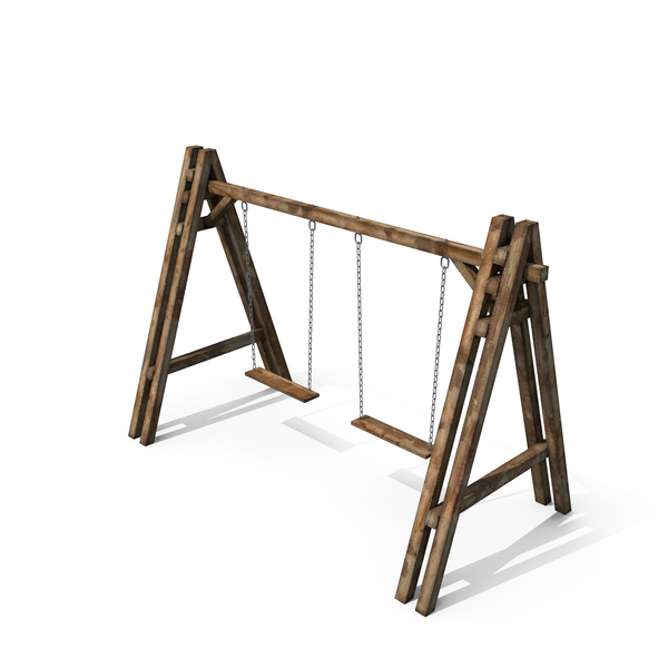 Wooden Swing PNG & PSD Images