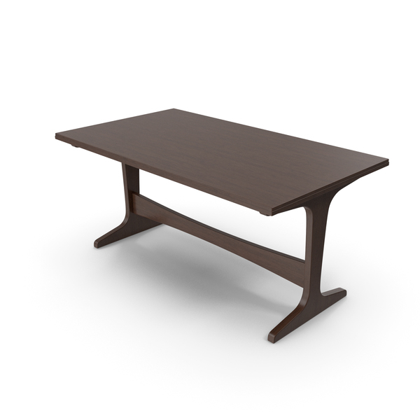Wooden Table Dark PNG & PSD Images