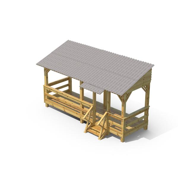 Wooden Veranda PNG & PSD Images