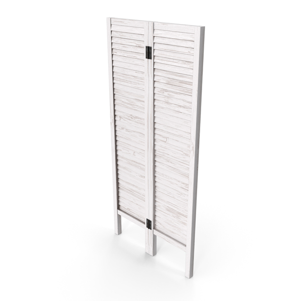 Folding Screen: Wooden Wall Panel PNG & PSD Images