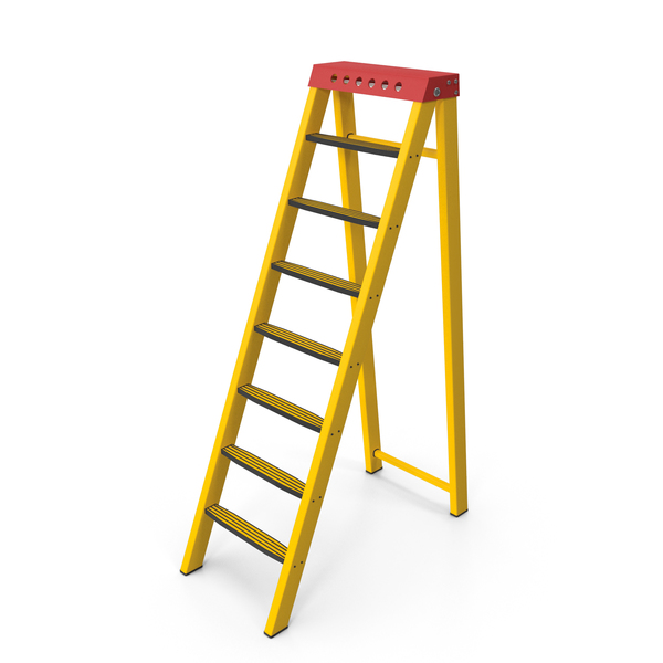 Work Stairs Ladder PNG & PSD Images