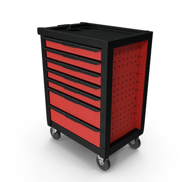 Roller: Workshop Cabinet PNG & PSD Images