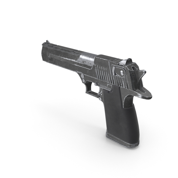 Worn Pistol PNG & PSD Images