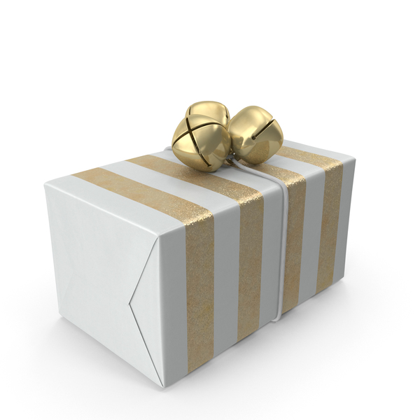 Wrapped Christmas Gift PNG & PSD Images