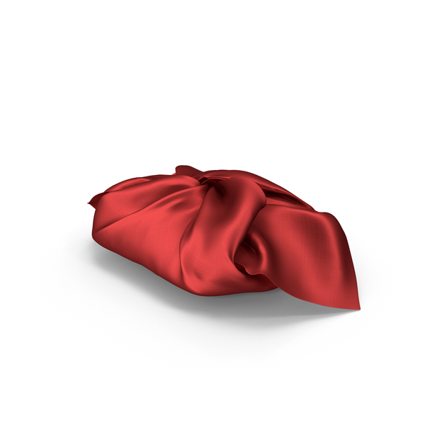 Wrapping Red Cloth Gift PNG & PSD Images