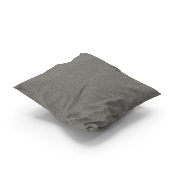 Bed: Wrinkly Pillow PNG & PSD Images