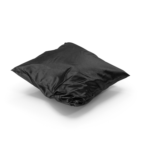 Bed: Wrinkly Pillow Leather PNG & PSD Images