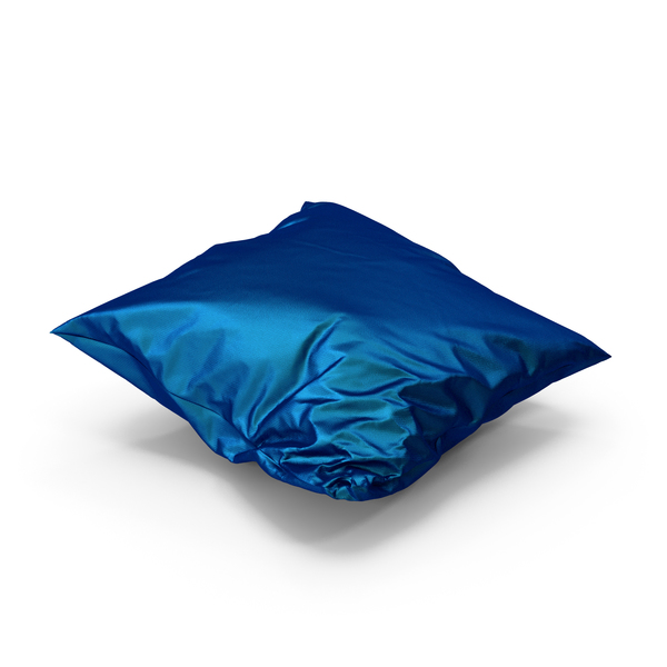 Bed: Wrinkly Pillow Silk PNG & PSD Images