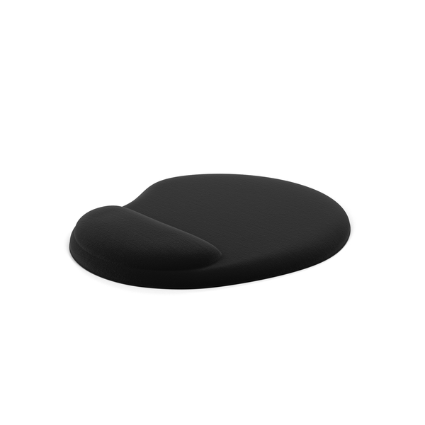 Wrist Rest Mouse Pad Object