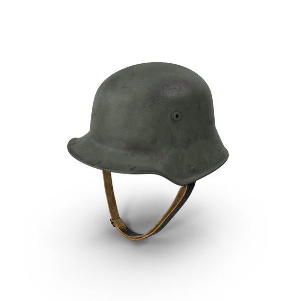 WWI German Helmet Object