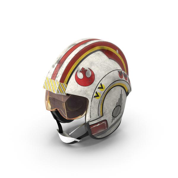 X-Wing Pilot Helmet PNG & PSD Images