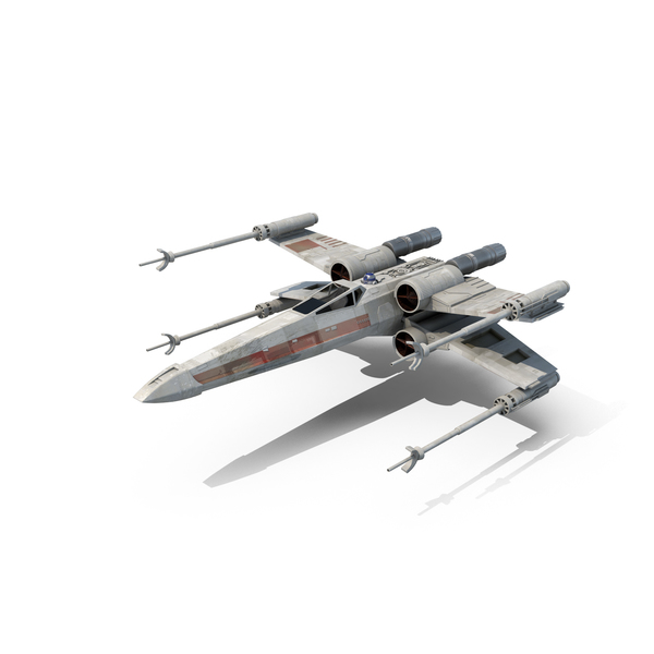 X-Wing Starfighter PNG & PSD Images