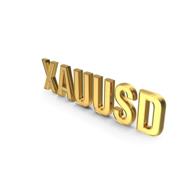 Symbols: XAUUSD PNG & PSD Images