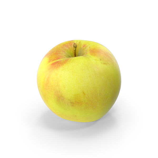 Yellow Apple PNG & PSD Images