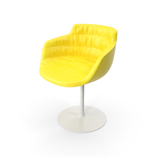 Yellow Chair PNG & PSD Images