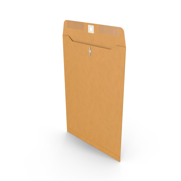 Yellow Envelope Object