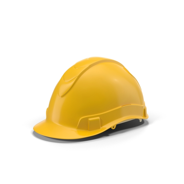 Yellow Hard Hat Object