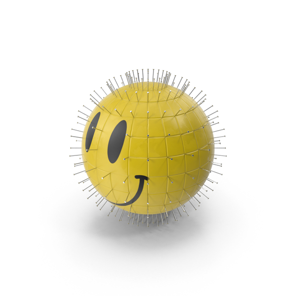 Yellow Pinsmile PNG & PSD Images