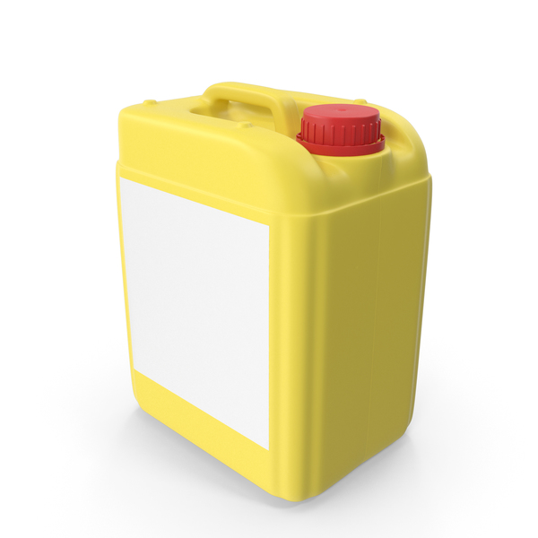 Yellow Plastic Tank PNG & PSD Images