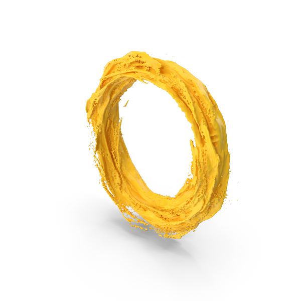 Yellow Ring PNG & PSD Images