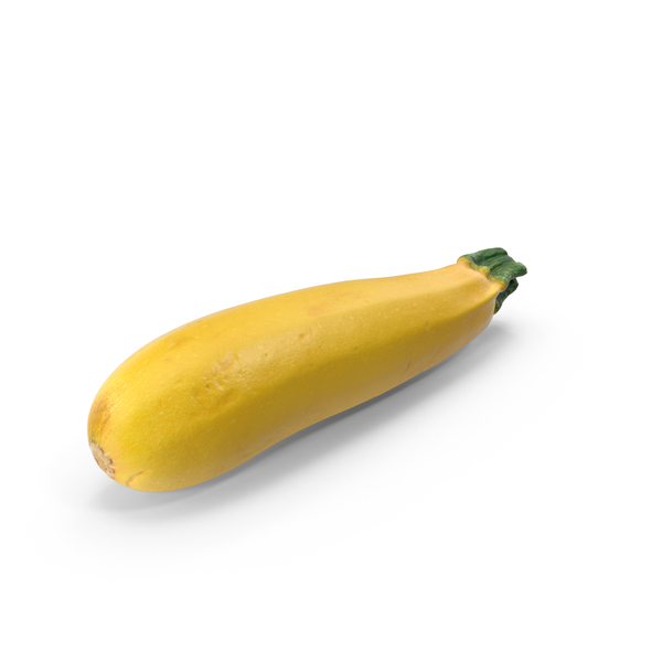 Yellow Zucchini PNG & PSD Images