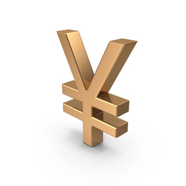 Yen Symbol PNG & PSD Images