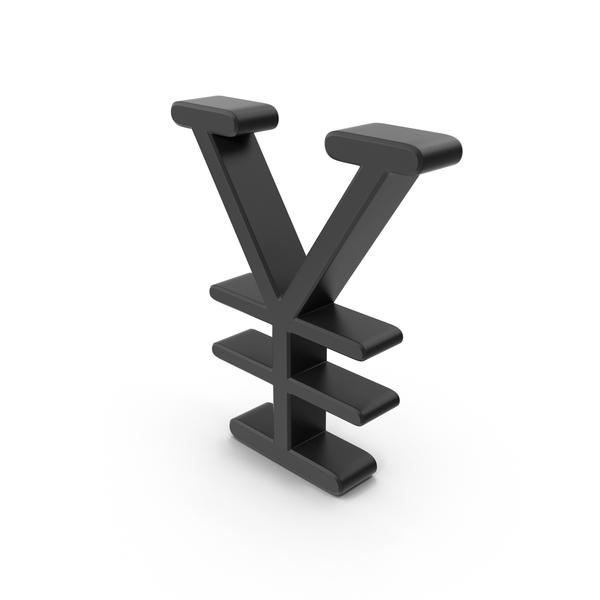 Yen Symbol Object