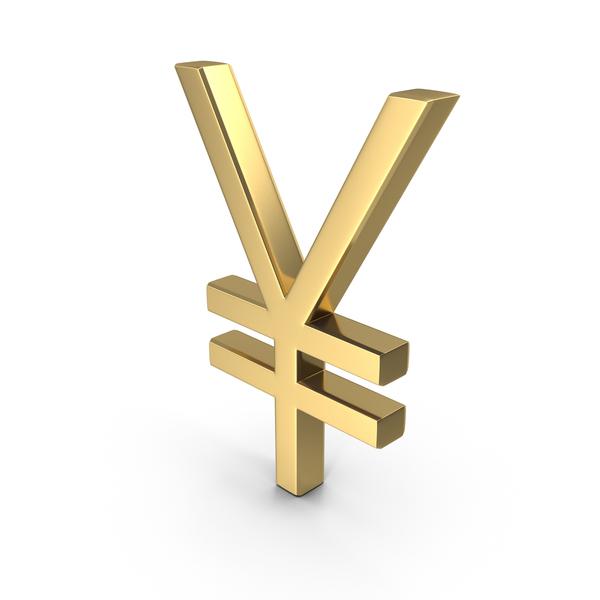 Sign: Yen Symbol PNG & PSD Images
